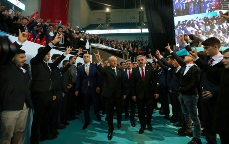 <p>Kurultayda, AK Parti ile kurulan ittifakın gerekçeleri açıklanacak, bu ittifakın gelecek vizyonu ortaya konulacak.</p>