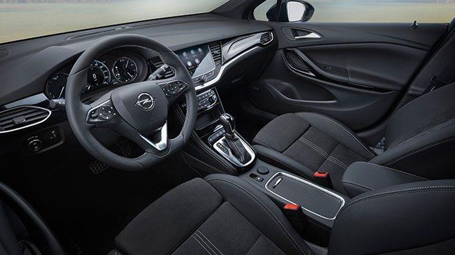 2020 Opel Astra'ya ait ilk detaylar ortaya çıktı