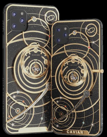 <p>Yeniden tasarladığı telefonlar ile adından sıkça söz ettiren Rusya merkezli lüks aksesuar üreticisi Caviar</p>