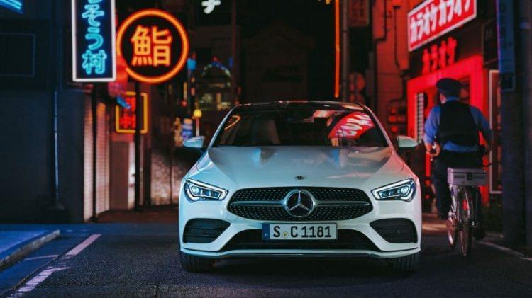2019 Mercedes C serisi iç ve dış tasarımı ile etkilemeyi başardı