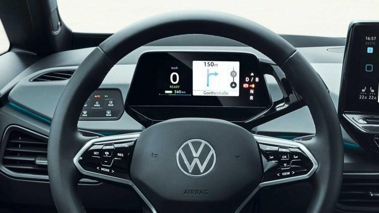 2020 Volkswagen ID.3 1ST Edition tanıtıldı: İşte detaylar!