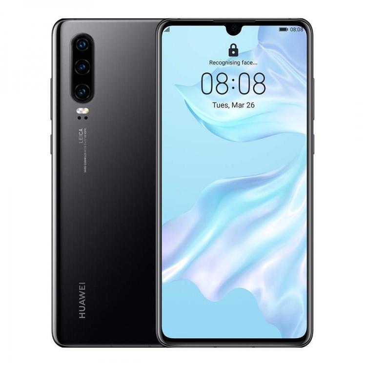 <p>– Huawei P30</p>