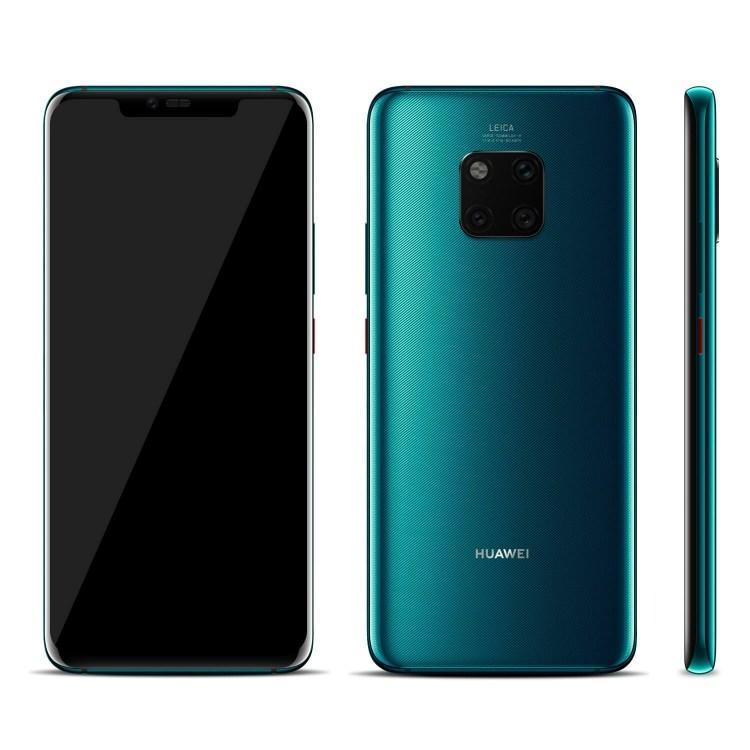 <p>– Huawei Mate 20 Pro</p>