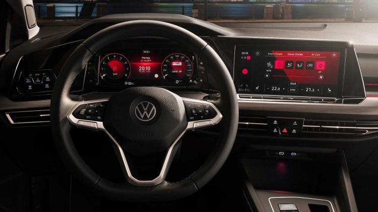 2020 Volkswagen Golf hayran bıraktı: İşte tüm detaylar