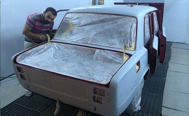 1974 model Hacı Murat'ı 200 bin TL'ye satmadı!