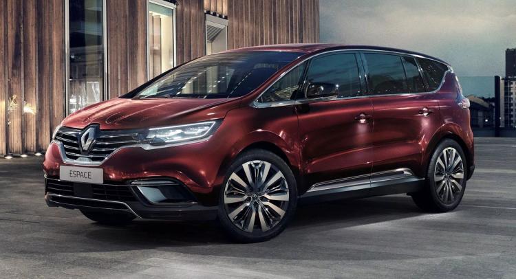 Renault Espace, yeni teknolojileriyle tanıtıldı