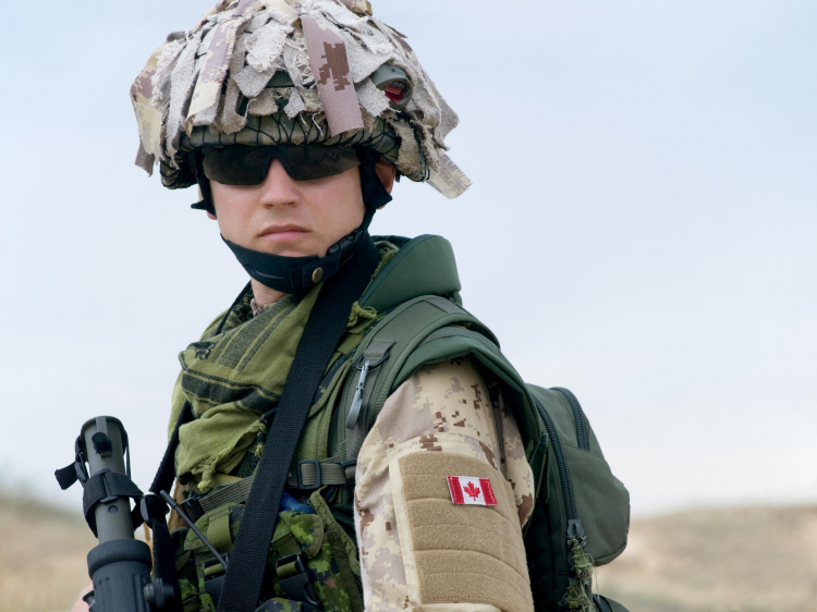 <p><strong>8. Kanada</strong></p>  <p>Toplam nüfus: 35,881,659<br /> <br /> Mevcut insan gücü: 16,110,865<br /> <br /> Toplam askeri personel: 94,000<br /> <br /> Aktif personel: 64,000<br /> <br /> Toplam hava gücü: 384<br /> <br /> Savaş tankları: 80<br /> <br /> Zırhlı Savaş Aracı: 2,000<br /> <br /> Toplam deniz varlıkları: 63<br /> <br /> Savunma bütçesi: 21,2 milyar dolar</p>