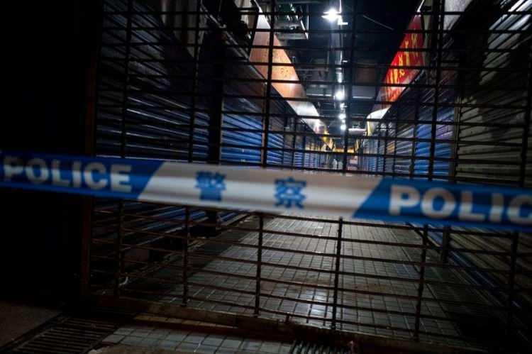 <p>Sözkonusu pazar yetkililer tarafından kapatılmış ve temizlik çalışması yapıldı.</p>