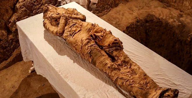 3 bin yıllık mumyanın sesi yeniden hayata döndürüldü! Tıkla/izle