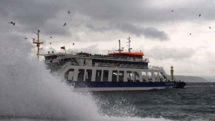 """<p>İDO VE BUDO SEFERLERİ İPTAL!</p>  <p>İstanbul Deniz Otobüsleri (İDO) ve Bursa Deniz Otobüsleri (BUDO), olumsuz hava koşulları nedeniyle bugün yapacakları bazı seferlerin iptal edildiğini duyurdu.<br /> Meteoroloji Genel Müdürlüğünün yağışlı hava ve fırtına uyarısının ardından Marmara Bölgesini etkisi altına alan elverişsiz hava koşulları nedeniyle İDO ve BUDO, 29 Ocak Çarşamba günü yapacakları bazı seferlerin iptal edildiğini duyurdu.<br /> İstanbul Deniz Otobüsleri'nde (İDO) iptal edilen seferler şu şekilde:<br /> """"Bursa-Armutlu-Armutlu Tatil Köyü-Yenikapı-Kadıköy 08.30 seferi, Kadıköy-Yenikapı-Bursa 09.50 seferi, Bursa-Yenikapı-Kadıköy 10.30 seferi, Bostancı- Yenikapı- Bandırma 12.00 seferi.""""<br /> Bursa Deniz Otobüsleri'nde (BUDO) iptal edilen seferler şu şekilde:<br /> """"Saat 07.00 Bursa (Mudanya) – İstanbul (Eminönü/Sirkeci) seferi, saat 09.30 Bursa (Mudanya) – İstanbul (Eminönü/Sirkeci) seferi, 09.30 Bursa (Mudanya) – Armutlu (İhlas) seferi, saat 10.00 Armutlu (İhlas) – İstanbul (Eminönü/Sirkeci) seferi, saat 10.00 İstanbul (Eminönü/Sirkeci) – Bursa (Mudanya) seferi, saat 13.00 İstanbul (Eminönü/Sirkeci) – Bursa (Mudanya) seferi, saat 13.00 İstanbul (Eminönü/Sirkeci) – Armutlu (İhlas) seferi, saat 14.25 Armutlu (İhlas) - Bursa (Mudanya) seferi.""""</p>"""