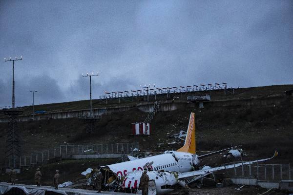 <p><strong>SEFERLER NORMALE DÖNDÜ</strong></p>  <p>İstanbul Sabiha Gökçen Uluslararası Havalimanı'nda meydana gelen kaza sonrasında kapanan pist yeniden uçuşlara açıldı.</p>