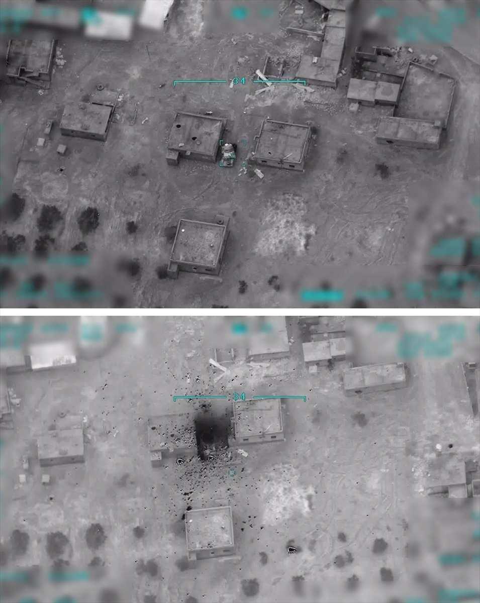 <p>Türk Silahlı Kuvvetleri (TSK) unsurlarınca, İdlib'deki operasyonlarda 17 günde bin 709 rejim unsuru, 55 tank, 3 helikopter, 18 zırhlı araç, 29 obüs etkisiz hale getirildi.</p>  <p></p>