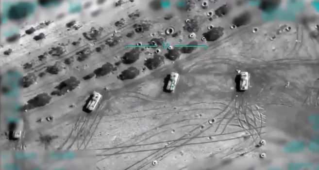 <p>Yeni nesil savaş teknolojilerinin vazgeçilmezlerinden birisi olarak kabul edilen İnsansız Hava Araçları (İHA) Türk Ordusu tarafından etkin olarak kullanılmaya devam ediyor.</p>  <p></p>