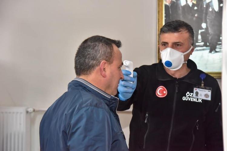 <p>Türkiye genelinde koronavirüs için alınan tedbirler!</p>