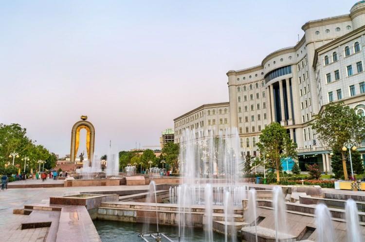 """<p><span style=""""color:#FF8C00""""><strong>TACİKİSTAN</strong></span></p>  <p>Tacikistan, resmî adıyla Tacikistan Cumhuriyeti. Orta Asya'da yer alan ülkenin nüfusu yaklaşık 9 milyondur.<br /> </p>"""