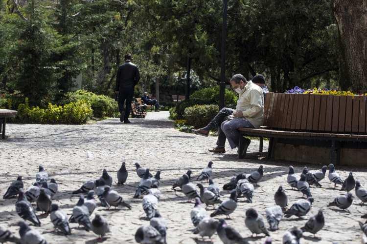 <p>Çankaya'nın Çayyolu ve Yaşamkent tarafında ise yoğunluk yok denecek kadar az.</p>