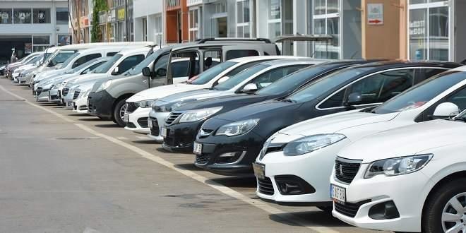 İkinci el araçlarda mart ayında en çok satılanlar belli oldu
