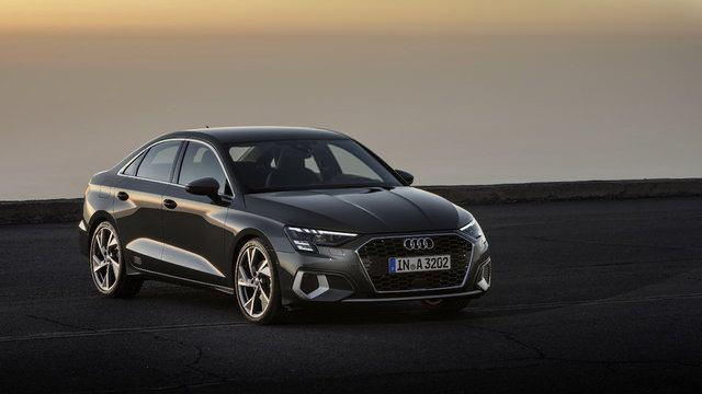 2020 Audi A3 Sedan görücüye çıktı!