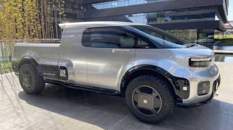 Dünya devleri üretti! İşte en iddialı elektrikli pickup modelleri