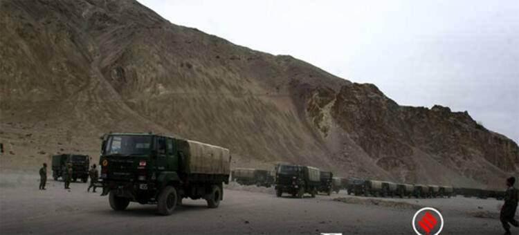 Nükleer savaş korkusu! Sınıra binlerce asker yığdılar...