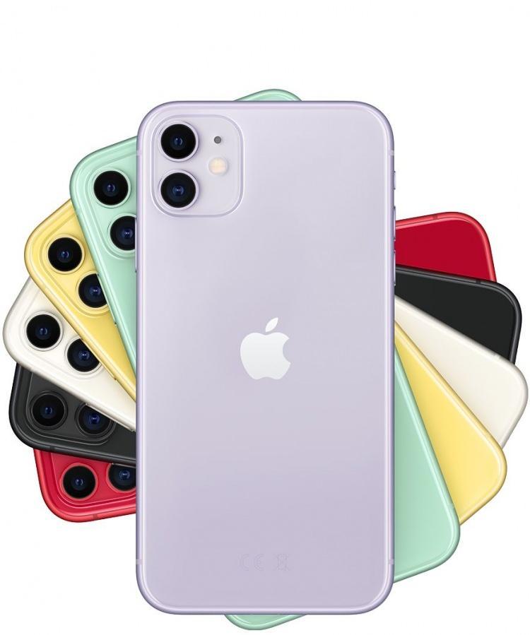 <p><strong>iPhone 11 -</strong> Apple'ın son amiral gemisi olan iPhone 11 yeni işlemcisi ve kamera özellikleri sayesinde bu yıl en çok satan telefonlar arasında yer aldı.</p>
