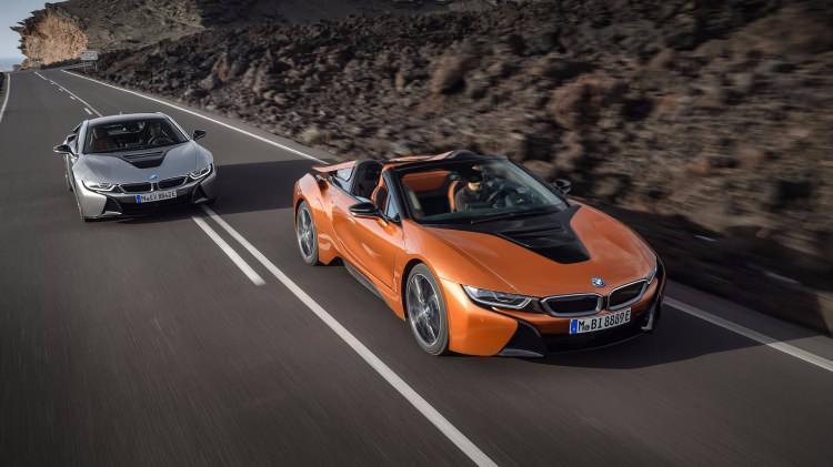 BMW'nin son i8 modeli banttan indi! Artık üretilmeyecek