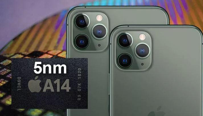 <p></p>  <p>Apple'ın yeni iPhone 12 serisine güç verecek olan A14 Bionic işlemcileri 5nm teknolojisiyle üretilecek.</p>