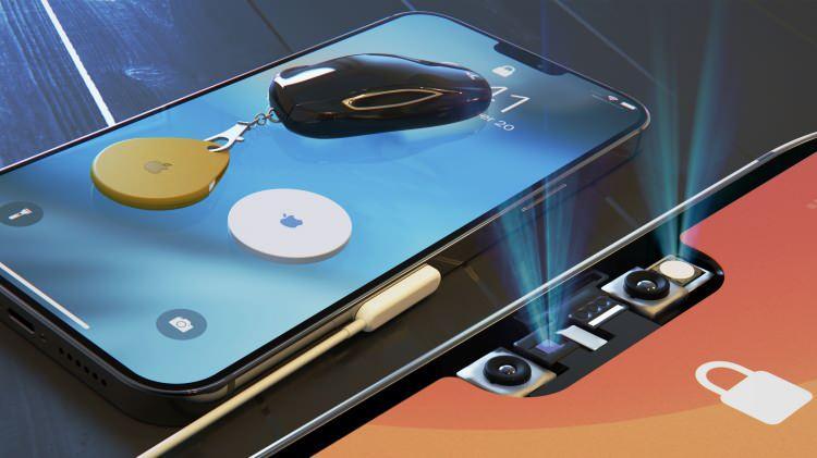 """<p></p>  <p><span style=""""color:rgb(172, 172, 172)"""">Bu 4. lens deliğinin LİDAR tarayıcısı olacağı belirtiliyor. </span><span style=""""color:rgb(172, 172, 172)"""">iPhone 12'de ekran çentiği sensörlerin geliştirilmesiyle küçültülecek.</span></p>"""