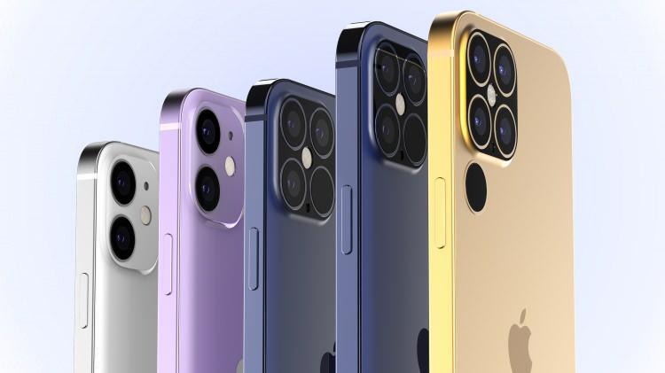 <p></p>  <p>Şimdiye kadar sızan tasarım detaylarına göre iPhone 12 serisi 4 model olarak tanıtılacak.</p>