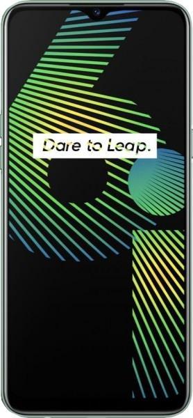 <p><strong>Realme 6i</strong></p>  <p>Ekran Boyutu:6,5 inç</p>  <p>Dahili Depolama:128 GB</p>  <p>Bellek (RAM):4 GB</p>  <p>Batarya Kapasitesi:5000 mAh</p>  <p>Kamera Çözünürlüğü:48 MP</p>  <p>İşletim Sistemi: Android 10 (Q)</p>