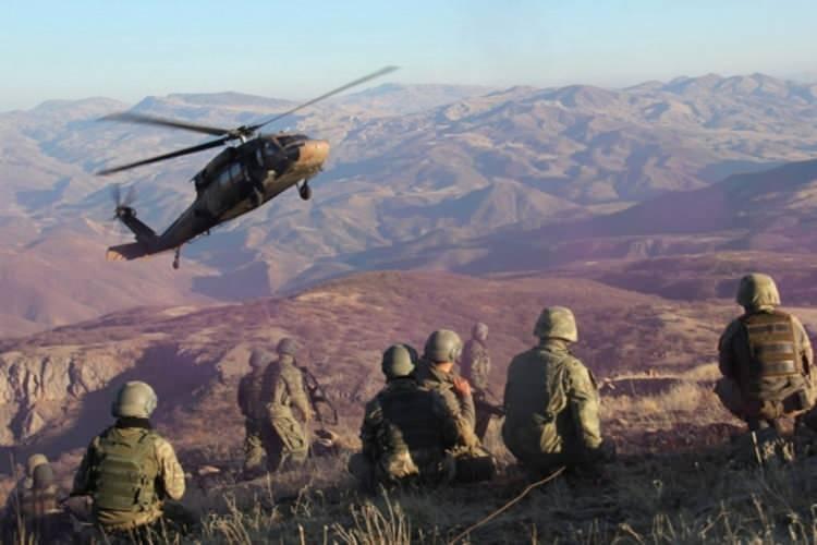 PKK dibi gördü: 5 bin 558'den 23'e düştü