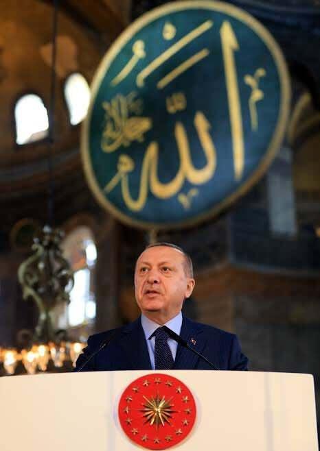 <p>Bu nesil bu yıllarda MTTB Orta Öğretim Komitesi'ne gelen MTTB'li Recep Tayyip Erdoğan neslidir. Ayasofya'yı tekrar Cami olarak Müslümanların hizmetin sunmak, MTTB'nin yetiştirdiği gençlerden olan Recep Tayyip Erdoğan'a nasip olacaktır.</p>