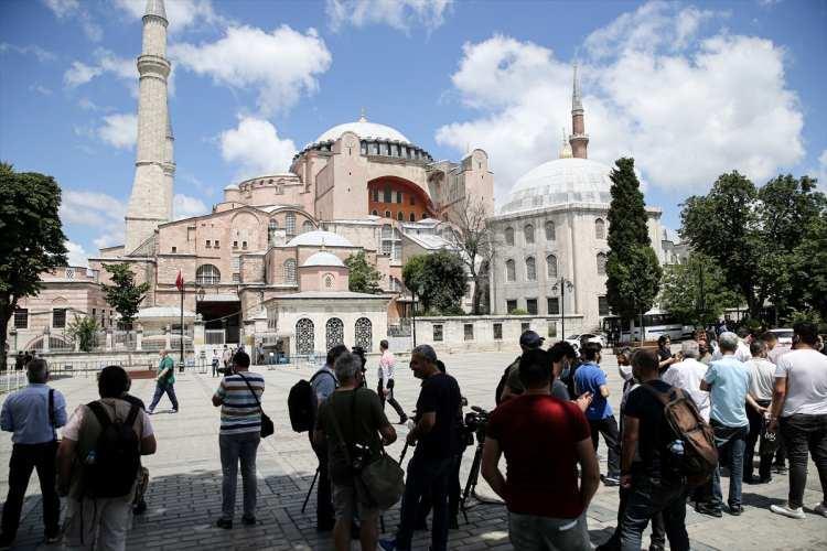 <p>Danıştay 10. Dairesi'nin, Ayasofya'nın camiden müzeye dönüştürülmesine dair 24 Kasım 1934 tarihli Bakanlar Kurulu kararının iptali istemiyle açılan davaya ilişkin kararını açıkladı.</p>