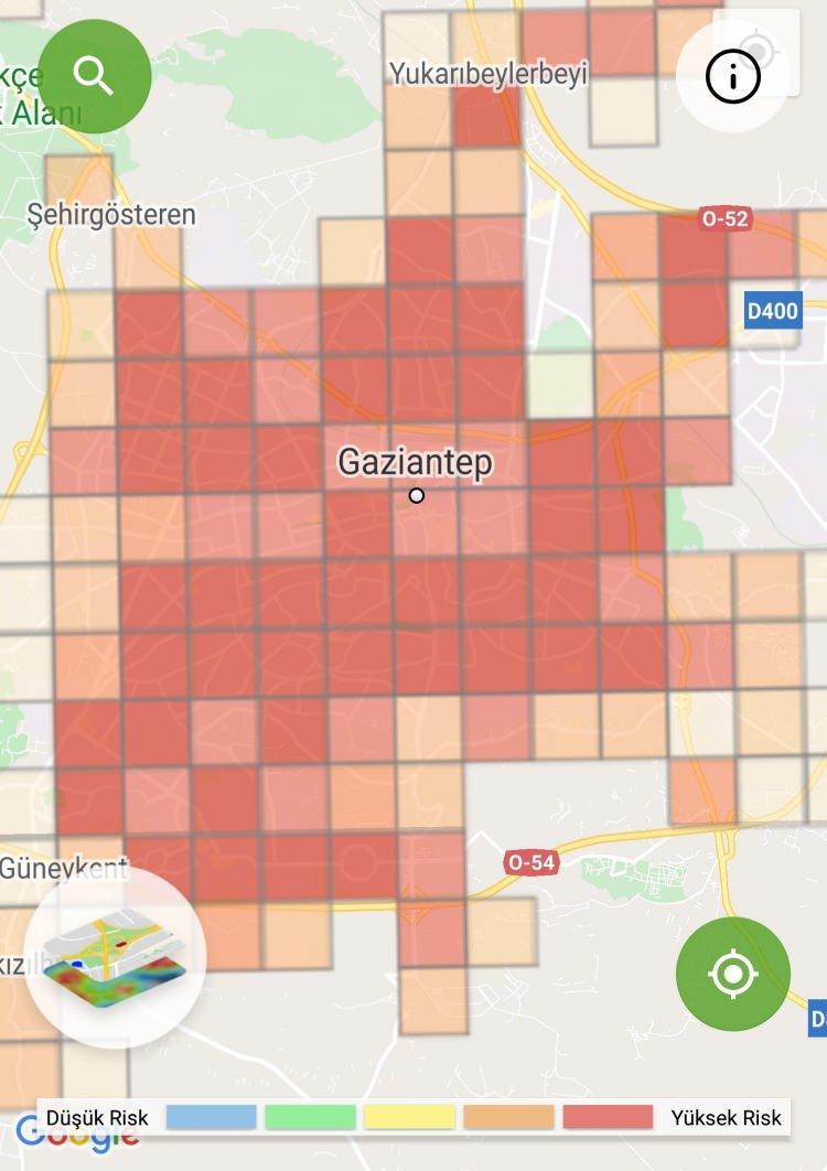 <p>Gaziantep</p>