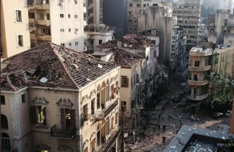 <p>Lübnan Emniyet Genel Müdürü, olayın, daha önce el konulan patlayıcıların tutulduğu bir depoda meydana geldiğini söyledi.</p>