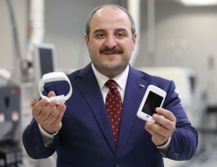 Milli elektronik kelepçe, eylül ayında teslim edilmeye başlanacak
