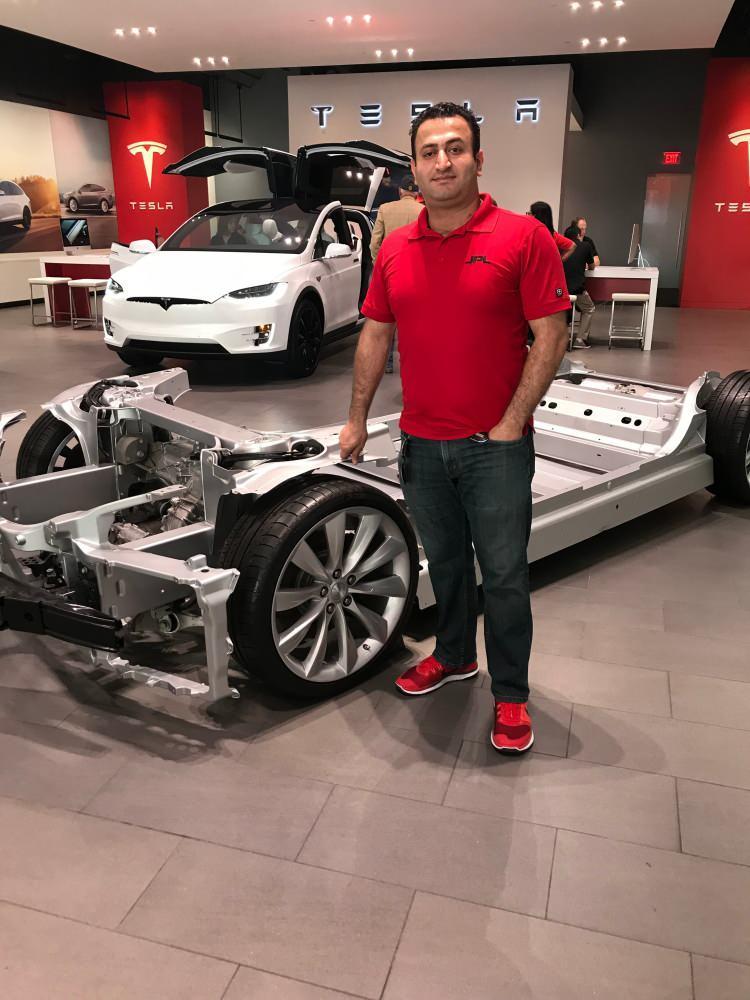 Tesla teknolojisinin yeni patentinde Türk imzası!