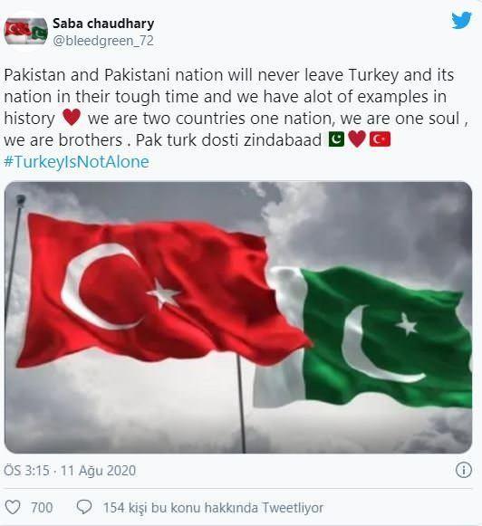 <p>Kardeş ülke Pakistan her konuda ülkemize verdiği destek ile biliniyor</p>  <p></p>  <p>.</p>