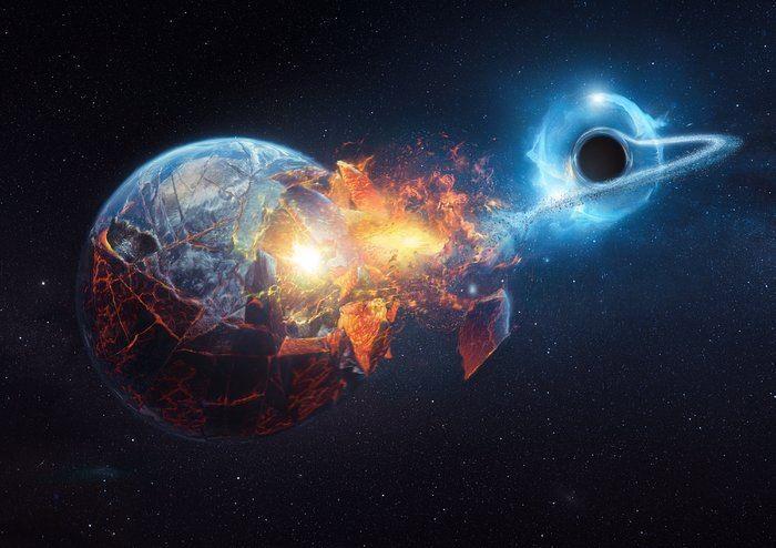 7 milyar yıl önceki çarpışma Dünya'yı salladı! Bilim dünyası inanamadı
