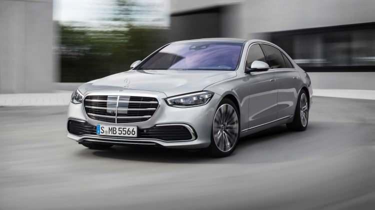 Yeni Mercedes-Benz S-Serisi tanıtıldı