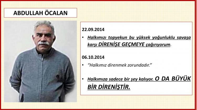 <p>HDP Merkez Yürütme Kurulu tarafından 6 Ekim 2014'te yapılan açıklamanın ardından terör örgütü YPG/PKK yandaşlarının Aynularab (Kobani) bahanesiyle 35 ilde gerçekleştirdiği şiddet olaylarında 2 polis şehit oldu, Diyarbakır'da Kurban Bayramı dolayısıyla yoksullara kurban eti dağıtan Yasin Börü ve üç arkadaşının da aralarında bulunduğu 31 kişi hayatını kaybetti, 221 vatandaş ile 139 polis yaralandı.</p>