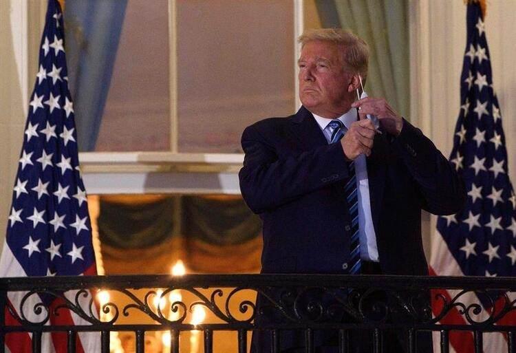 <p>ABD Başkanı olan Donald Trump'ın titiz bir şekilde tedavi edilmesi ve iyileşmesi için tüm çabaların sarf edilmesi elbette şaşırılacak bir durum değil.</p>  <p></p>