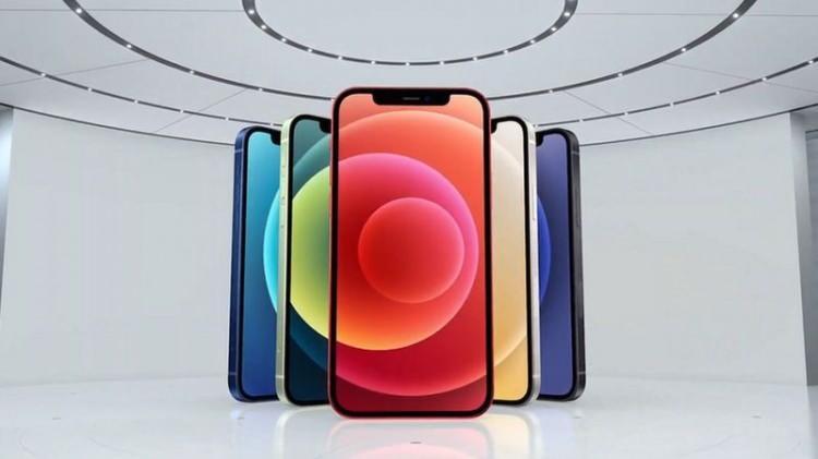 <p>Apple'ın yeni akıllı telefon serisi iPhone 12'ler canlı yayınla tanıtılıyor. Teknoloji devinin yeni serisi direkt olarak 5G teknolojisiyle geldi.</p>