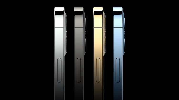 <p>iPhone 12 Mini, iPhone 12, iPhone 12 Pro ve iPhone 12 Max modelleri sırasıyla kullanıcıların beğenisine sunuluyor.</p>