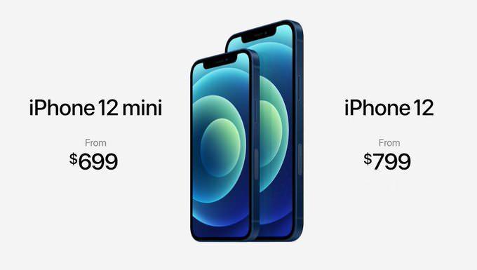 <p>İlk olarak iPhone 12 Mini ve iPhone 12 modelleri tanıtıldı.</p>