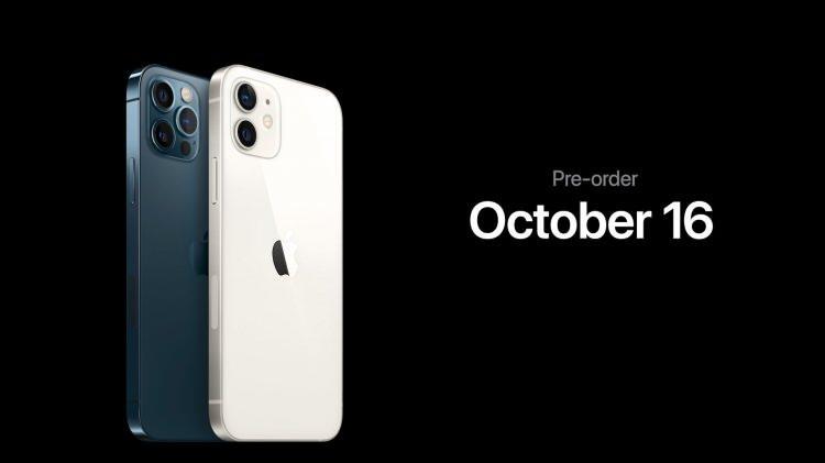 <p>iPhone 12 serisi 16 Ekim itibariyle ön siparişe açılacak.</p>