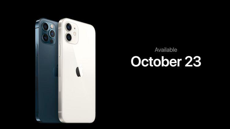 <p>iPhone 12 serisi 23 Ekim itibariyle mağazalarda yerini alacak.</p>