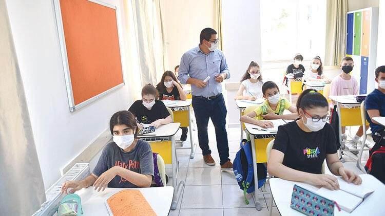 <p>İmam-Hatip Ortaokullarımızın 8. Sınıfları 2 gün ve günde 7 saat olmak üzere haftada 14 saat eğitim göreceklerdir.</p>  <p></p>