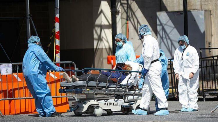 İngiltere'den korkutan Kovid-19 araştırması: Daha hızlı öldürüyor