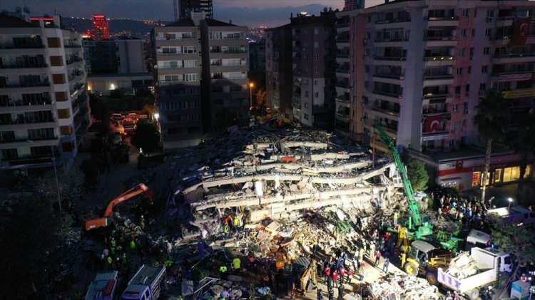 <p>Merkez üssü Ege Denizi'nin Seferihisar açıkları olan 6,6 büyüklüğünde deprem meydana geldi.</p>